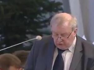 """[video] Aleksander Hall: """"Zabiła go nienawiść. Tak przedstawiały go tzw. media publiczne"""""""