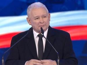 """Konferencja PiS. Jarosław Kaczyński: """"Uczciwość jest przede wszystkim w sumieniach, ale także..."""""""