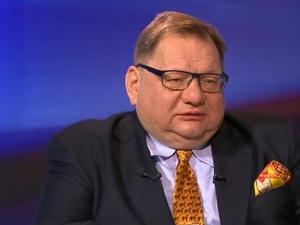 Ryszard Kalisz obrońcą Stefana Niesiołowskiego? Padają ostre słowa
