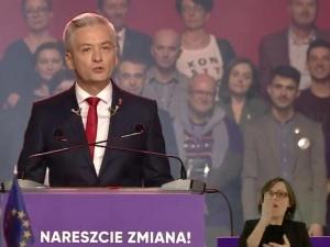 Konwencja Roberta Biedronia w komentarzach dziennikarzy, polityków, działaczy