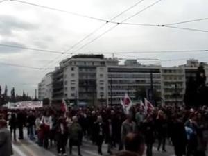 Strajk generalny w Grecji. Związki demonstrują przeciwko reformom i oszczędnościom