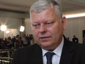 Marek Suski ostro po wpisie Tuska: PO powinna się spalić ze wstydu