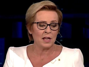 """Fakt i Kataryna o zatrudnieniu żony Birgfellnera przez europosłów PiS. Wiśniewska: """"Proszę sprostować"""""""