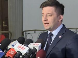"""Min. Dworczyk: """"Premier bardzo pryncypialnie podchodzi do sprawy oskarżania Polski"""""""