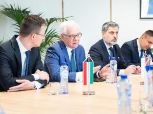 W Brukseli z inicjatywy Polski odbyło się spotkanie szefów MSZ państw Grupy Wyszehradzkiej