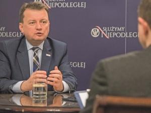 [Tylko u nas] Minister Błaszczak: Przyspieszamy z programem Harpia. Analizy ws. nowego czołgu