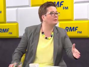 [video] Redaktor Mazurek udziela lekcji języka polskiego szefowej .N Katarzynie Lubnauer