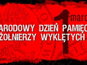 Łódź: Uroczystości z okazji Narodowego Dnia Pamięci o Żołnierzach Wyklętych