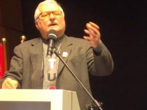 """Wałęsa: """"Kaczyński, Cenckiewicz, Gwiazda, Wyszkowski, bądźcie przygotowani"""". Cenckiewicz: """"Drżę cały"""""""