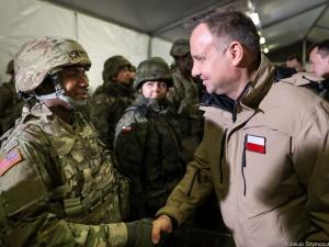 Prezydent: W tej chwili czujemy się w NATO w stu procentach