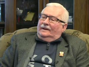 Wałęsa zarzuca władzom brak bezpieczeństwa w Polsce. Tymczasem...