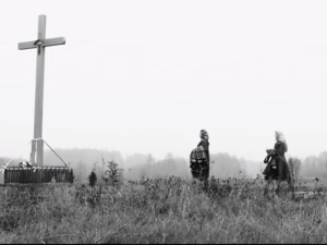 [video] Czy na potrzeby Eurowizji z nowego klipu polskich wokalistek zniknął krzyż?