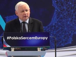 """Jarosław Kaczyński: """"Stawką tych wyborów jest przyszłość naszego Narodu"""""""