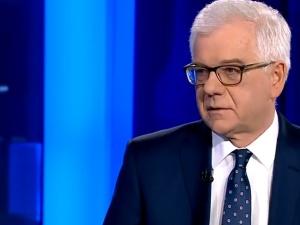"""Czaputowicz: """"David Irving prawdopodobnie nie będzie mógł wjechać na teren Polski"""". Wyszkowski odpowiada"""