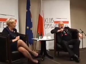 """[video] Wałęsa: """"Za 50 lat Polska, jeśli chce pasować do świata, nie więcej niż 20 mln [ludności]"""""""