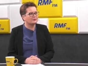 """[video] Lubnauer: """"Nie lubię nieprawdy"""". Mazurek: """"O Matko, to jak się Pani musi czuć we własnym...?!"""""""