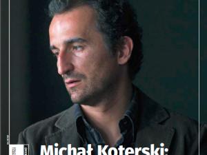 """Najnowszy numer """"TS"""". Michał Koterski jakiego nie znacie: Byłem narzędziem w rękach Boga"""