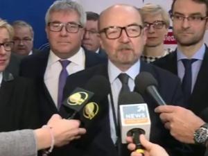 Prof. Legutko o debacie o Polsce w PE: Ta debata jest pod każdym względem niedorzeczna