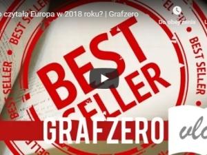 [Grafzero vlog film] Co czytała Europa w 2018 roku?
