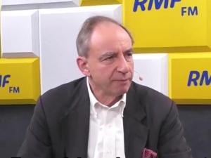 """[video] Kandydat KE do PE W.T. Bartoszewski o groźbie polexitu: """"To jest absolutna bzdura"""""""
