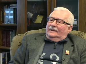 Znamienne? Wałęsa oskarża IPN i publikuje na profilu film Urbana obrażającego min. Ziobrę