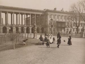 """""""Bild"""": Odbudowa Pałacu Saskiego za niemieckie pieniądze?"""