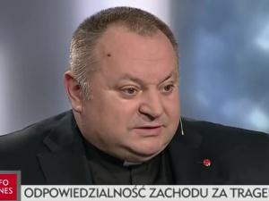 Ks. prof. Cisło w TVP Info: Europejczycy zachowali instynkt samozachowawczy. Lewactwo zostanie zmiecione