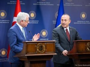 Jacek Czaputowicz: Wspieramy wysiłki Turcji na proeuropejskiej ścieżce