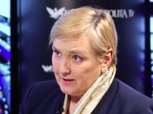 """[video] Róża Thun: """"Z komunistami na jednej liście? To szalenie imponuje moim kolegom w PE"""""""