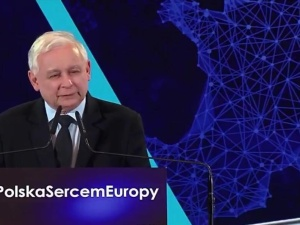 """[video] Jarosław Kaczyński: """"Większość europarlamentarzystów PO głosowała przeciw polskim interesom"""""""