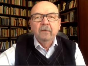 Prof Legutko: Polexit to wielkie kłamstwo. Myślę, że nikt w kraju nie nabrał się na to hasło