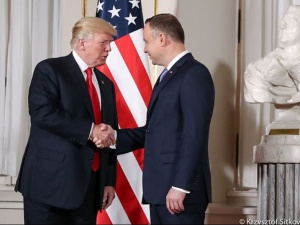 Krzysztof Szczerski: Prezydent Duda z małżonką otrzymali zaproszenie do złożenia wizyty w Białym Domu