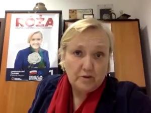 """[video] Róża Thun o euro na Słowacji: """"Przyjeżdżają na Podhale na zakupy, bo są bogatsi"""""""