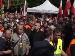 "[video] Tłumy na marszu ""Stop 447"""