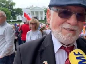 [video] Stop 447. Działacz Polonijny pod Białym Domem: Wiadomość dla Trumpa. Polonia może nie zagłosować