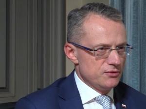 Ambasador Magierowski zaatakowany fizycznie w Tel Awiwie