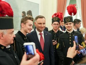Prezydent na stulecie Powstań Śląskich: Powstańcy chcieli mówić w swojej polskiej, a śląskiej gwarze