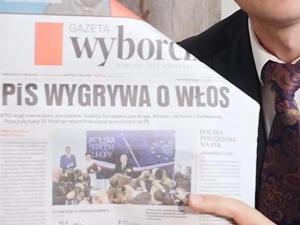 [video] Vloger Tomasz Samołyk bezlitośnie wykpiwa reakcje mediów po wyborach