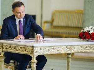 Sondaż: Aż 60 proc. Polaków dobrze ocenia prezydenta Andrzeja Dudę