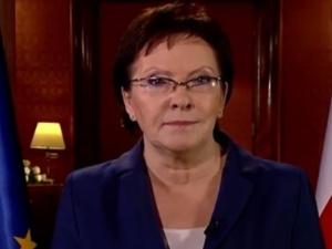 Kopacz w 2014 r.: Pokażmy, że władzy w Polsce nie można przejąć na ulicy, a jedynie przy urnie wyborczej