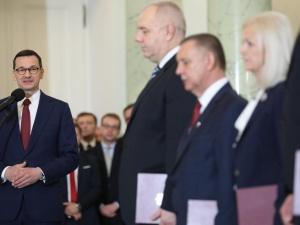 """Rekonstrukcja rządu. PMM: """"Chcę życzyć naszym nowo powołanym ministrom, aby nie zmarnowali ani chwili"""""""