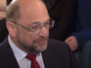 Cezary Gmyz: Widziałem wczoraj w restauracji w Bundestagu smutnego Matina Schulza...
