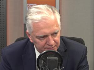 J. Gowin: Reakcja rosyjskich mediów to probierz tego, czy sprawy w Polsce idą w dobrą stronę