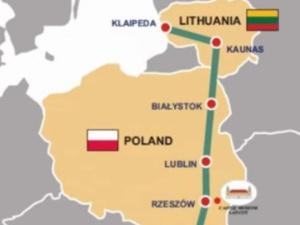 Litewski minister transportu: Polska jest dla nas naturalną bramą na Zachód