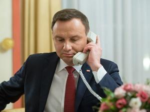 Prezydent: Polska wspiera stabilną, niepodległą, bezpieczną i demokratyczną Gruzję