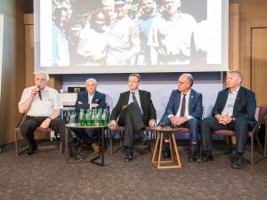 XXX lat minęło... Organizatorzy i sportowcy wspominają historię Wyścigu Solidarności i Olimpijczyków