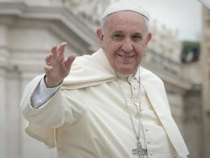 Prezydent Rosji spóźnił się prawie godzinę na audiencję u papieża Franciszka