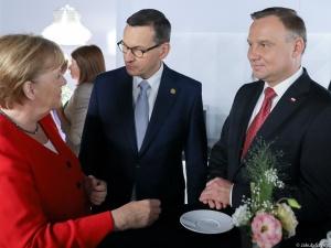 W Poznaniu odbył się ważny szczyt z  udziałem prezydenta, premiera i kanclerz Merkel