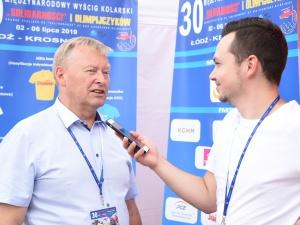 Waldemar Krenc: Ten wyścig ma dużąklasę, zbudowała go Solidarność