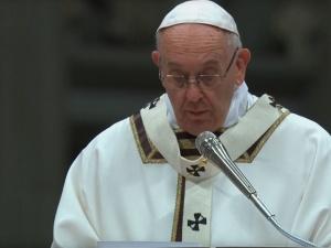 """Papież Franciszek: """"Niech Bóg Ojciec przyjmie w swe objęcia Vicenta Lamberta. Nie budujmy cywilizacji..."""""""